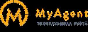Logo MyAgent Oy