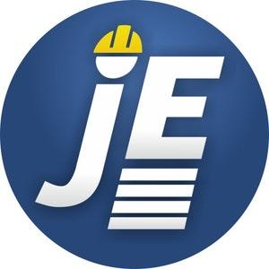 Logo JE Henkilöstöpalvelut Oy