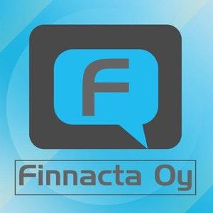 Logo Finnacta oy