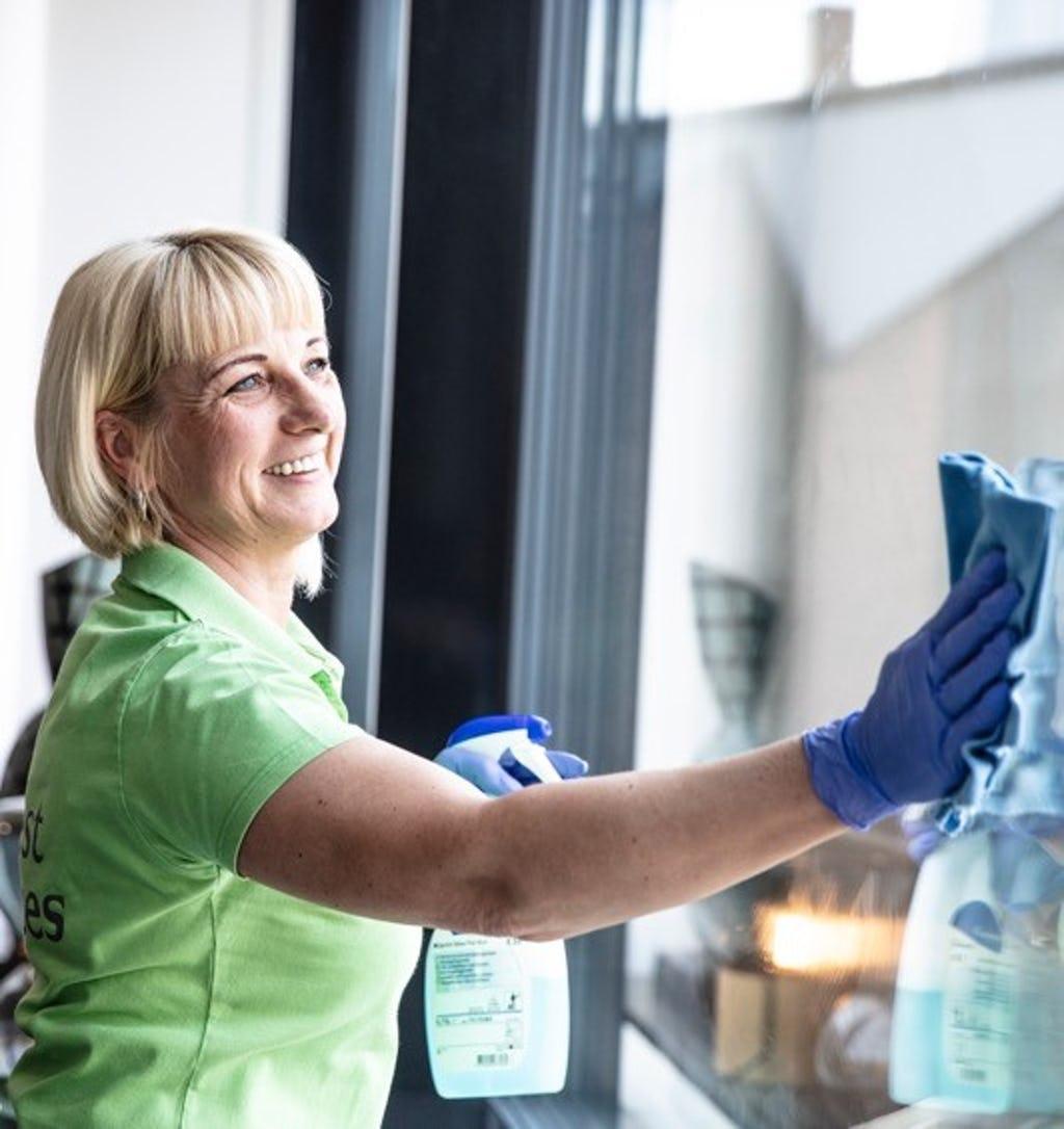Siivouksen työnjohtaja Ouluun