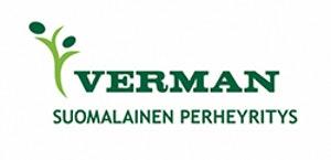 Oy Verman Ab logo