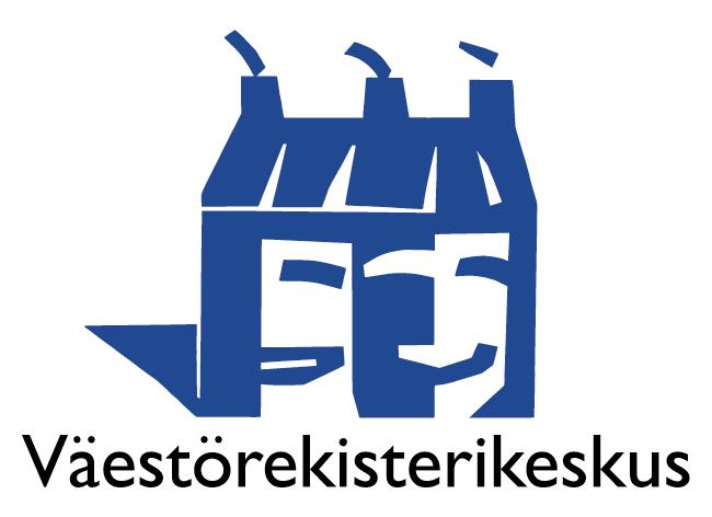 Väestörekisterikeskus logo