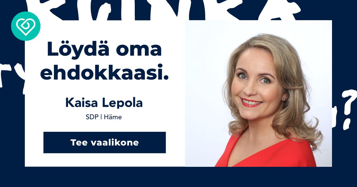 Sdp Häme Ehdokkaat