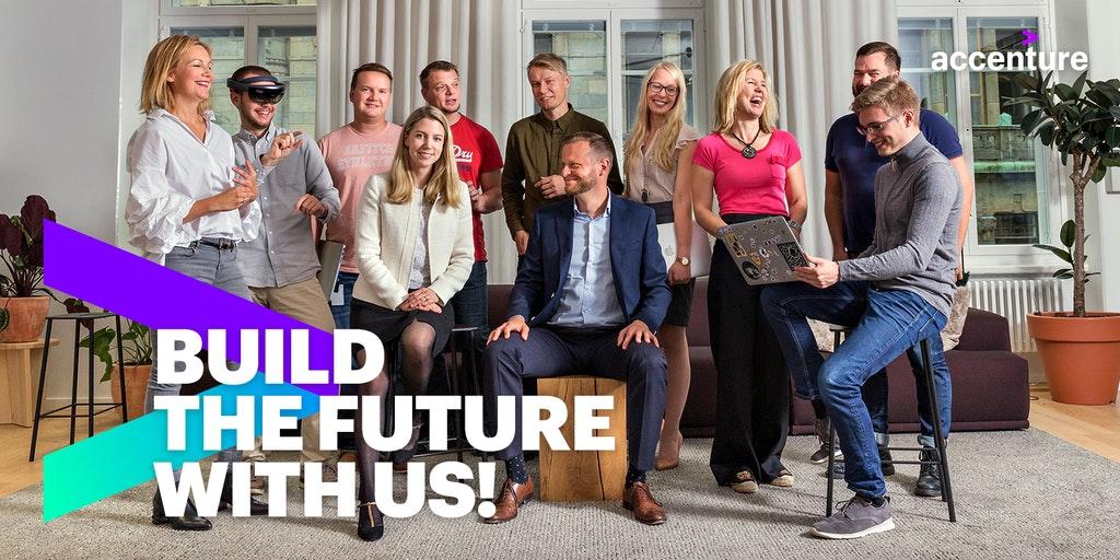 Accenture Kesätyö
