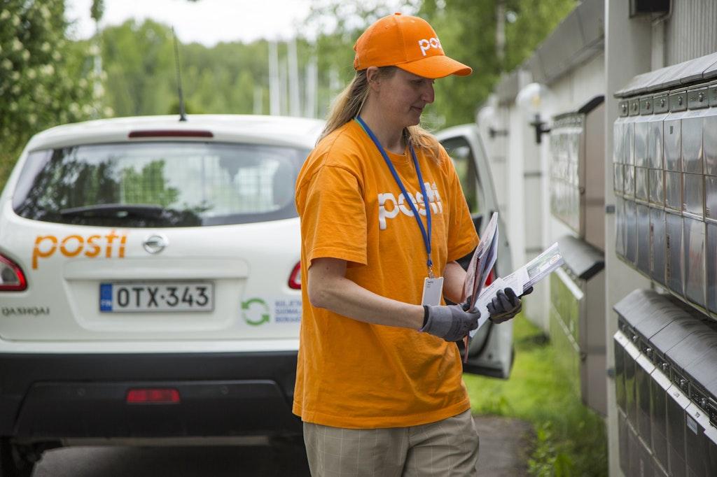 Posti Seinäjoki