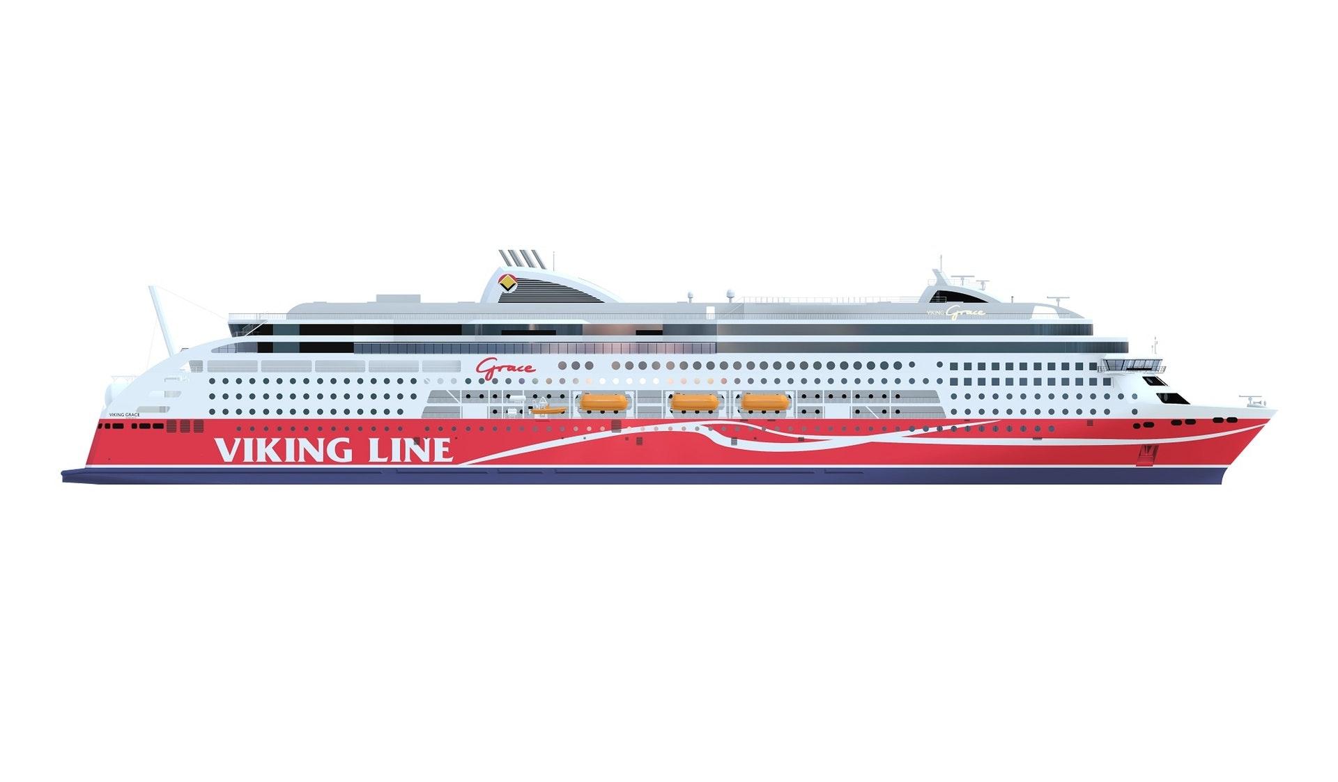 Viking Line Työpaikat