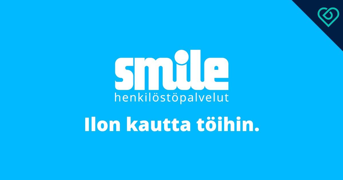 Smile Avoimet Työpaikat