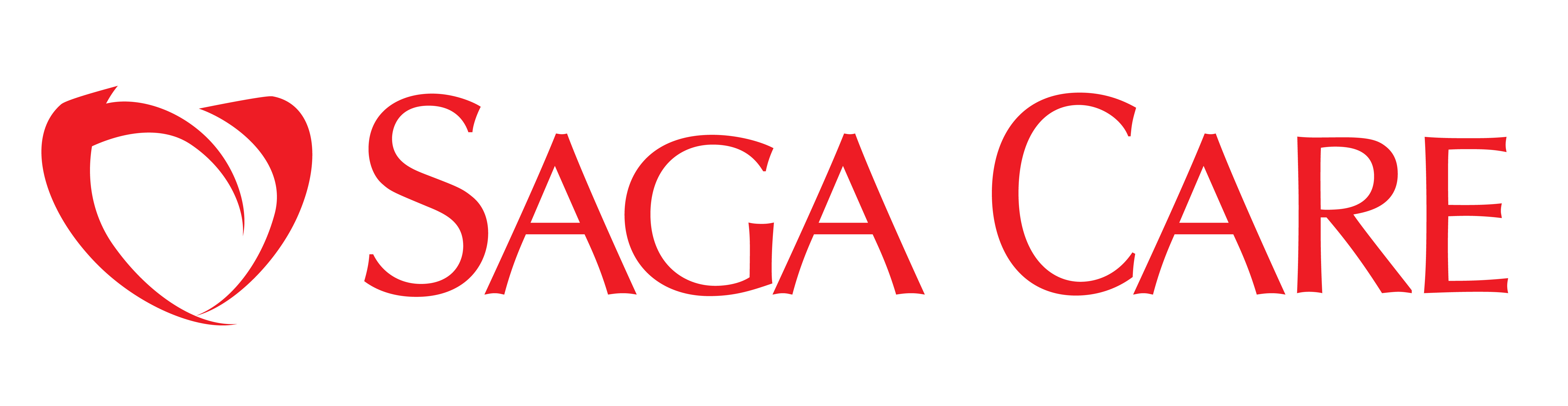 Saga Care Oy logo