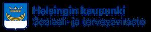 Helsingin sosiaali- ja terveysvirasto logo