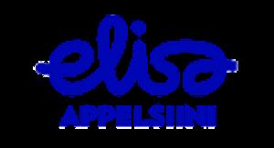 Elisa Appelsiini logo
