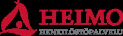 Henkilöstöpalvelu Heimo logo