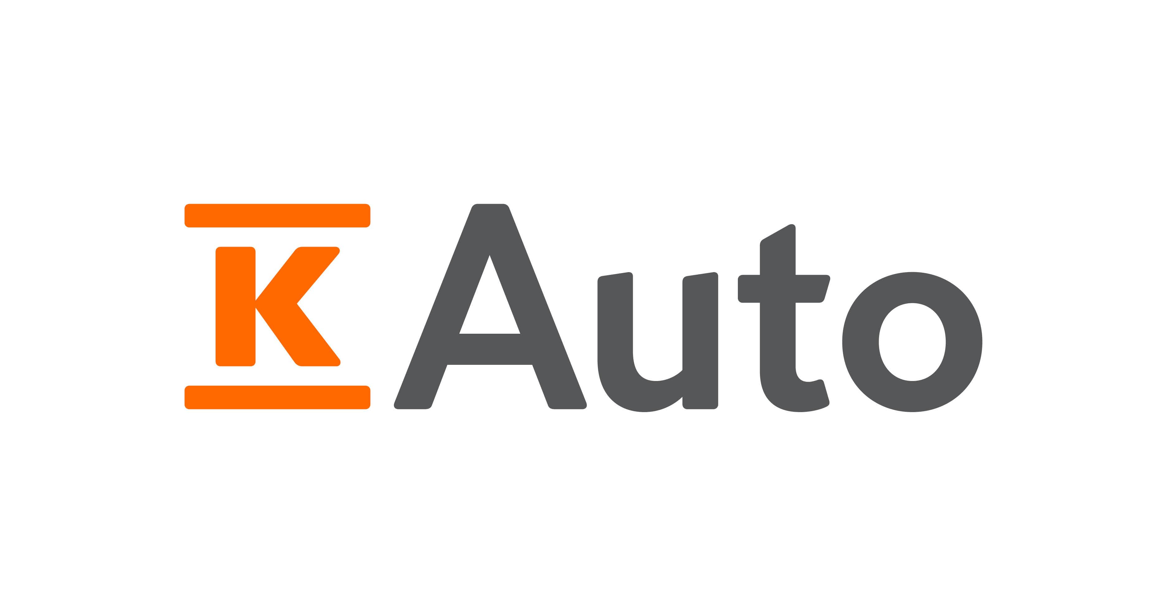 K Auto logo