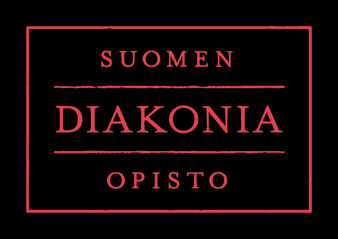 Suomen Diakoniaopisto logo