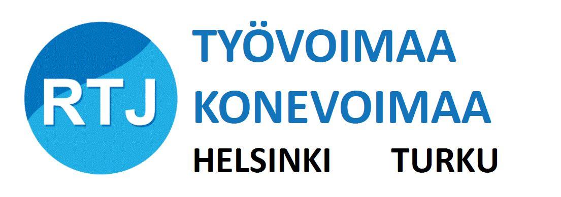 RTJ TYÖVOIMAA logo