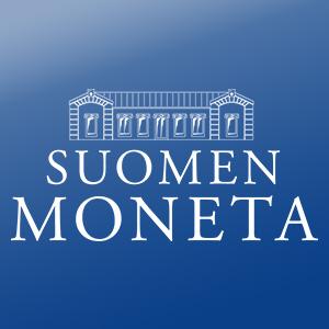 Suomen Moneta logo