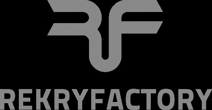 Rekryfactory Oy logo