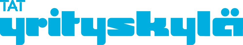 Yrityskylä Varsinais-Suomi, Taloudellinen tiedotustoimisto TAT logo