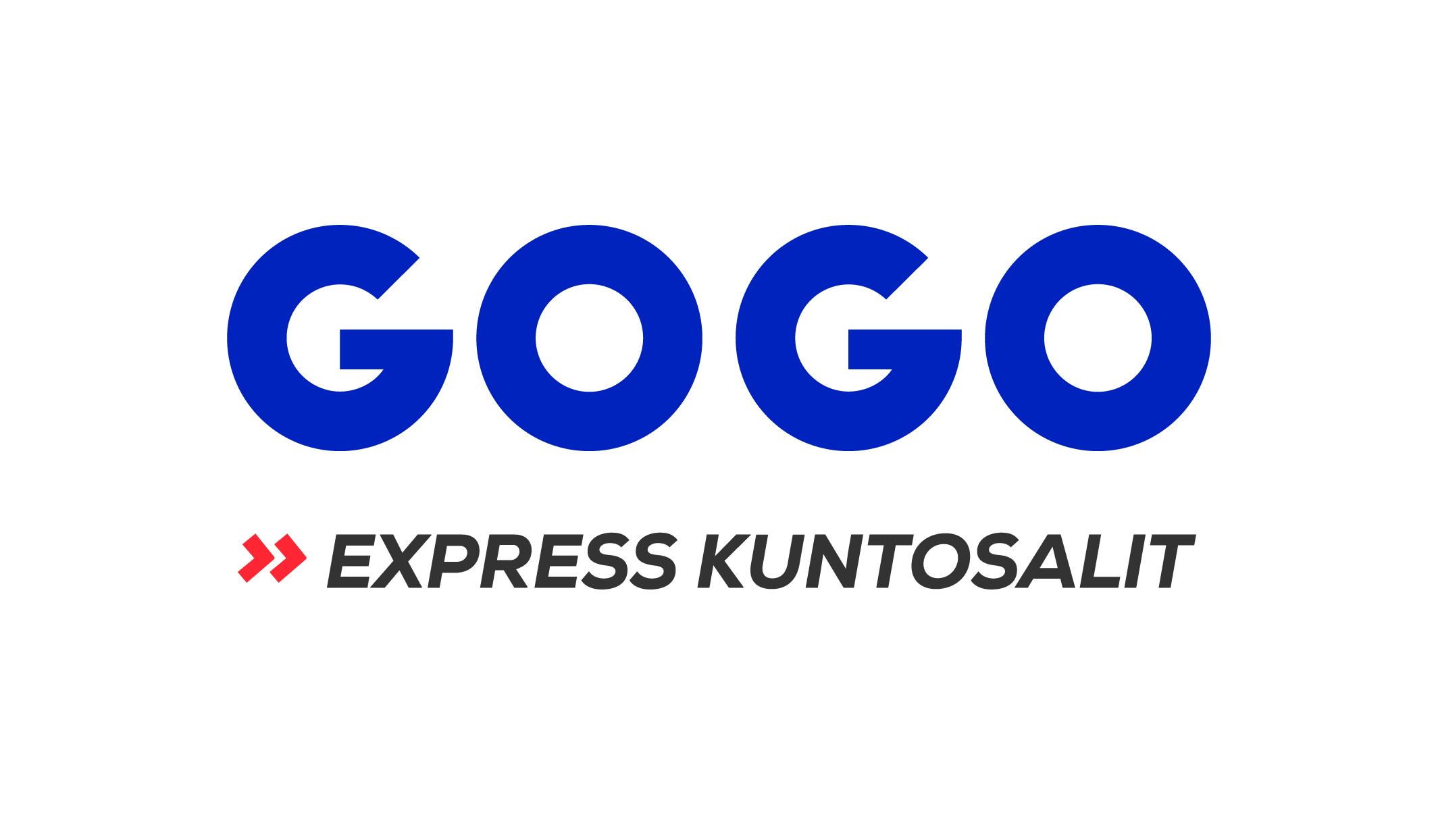 Go Go Express Oy logo