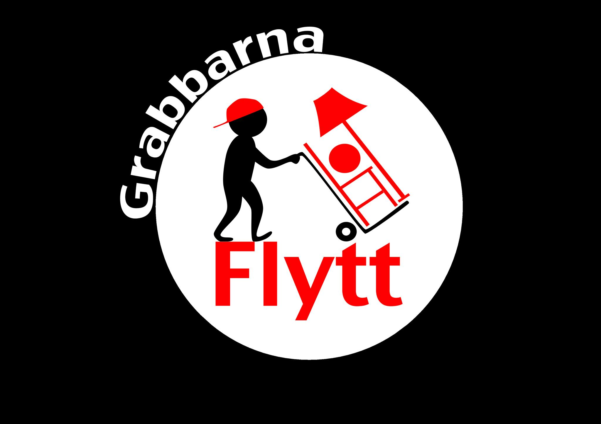 Grabbarna Flytt Oy Ab logo