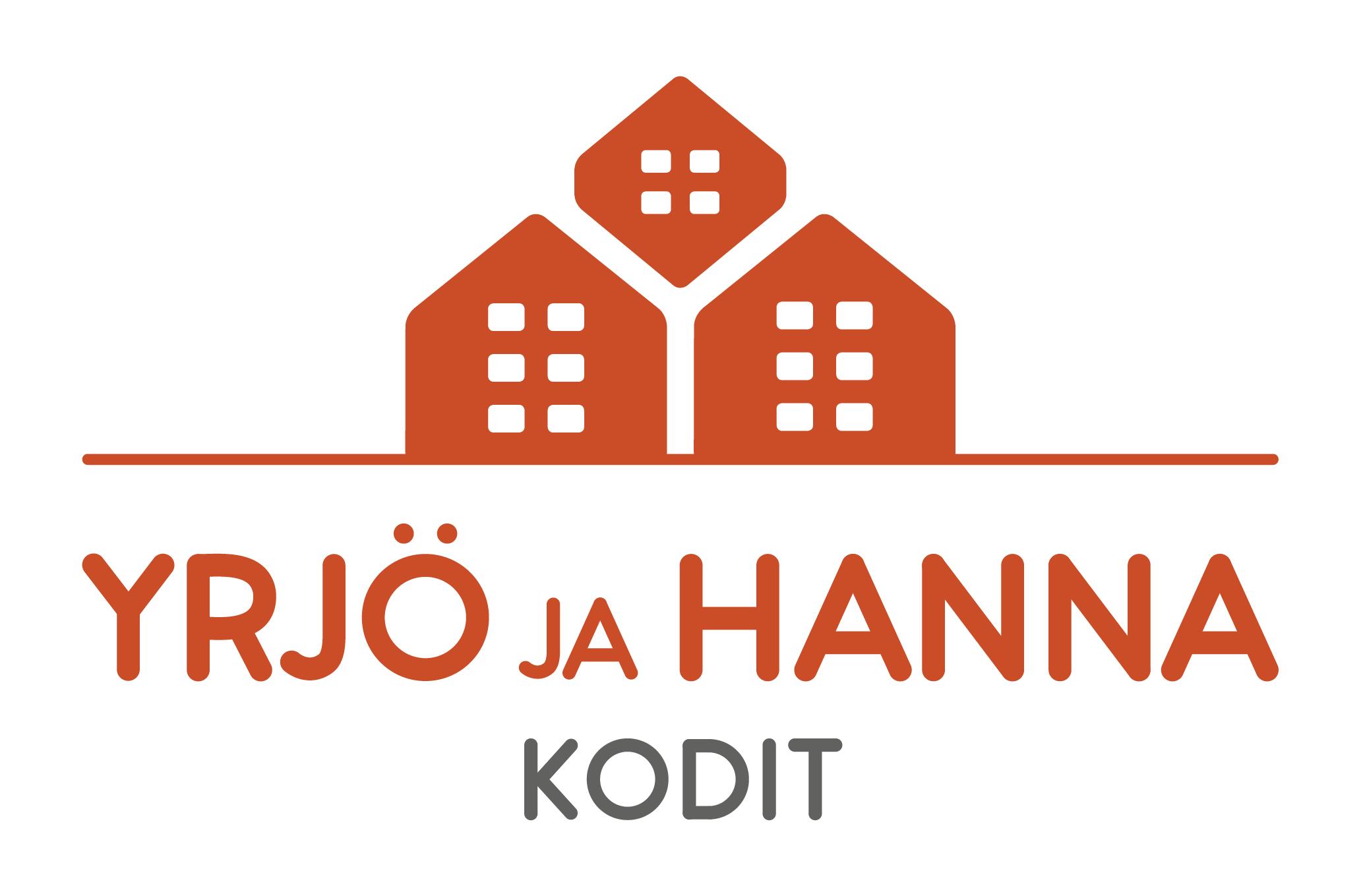 Yrjö ja Hanna Kodit logo