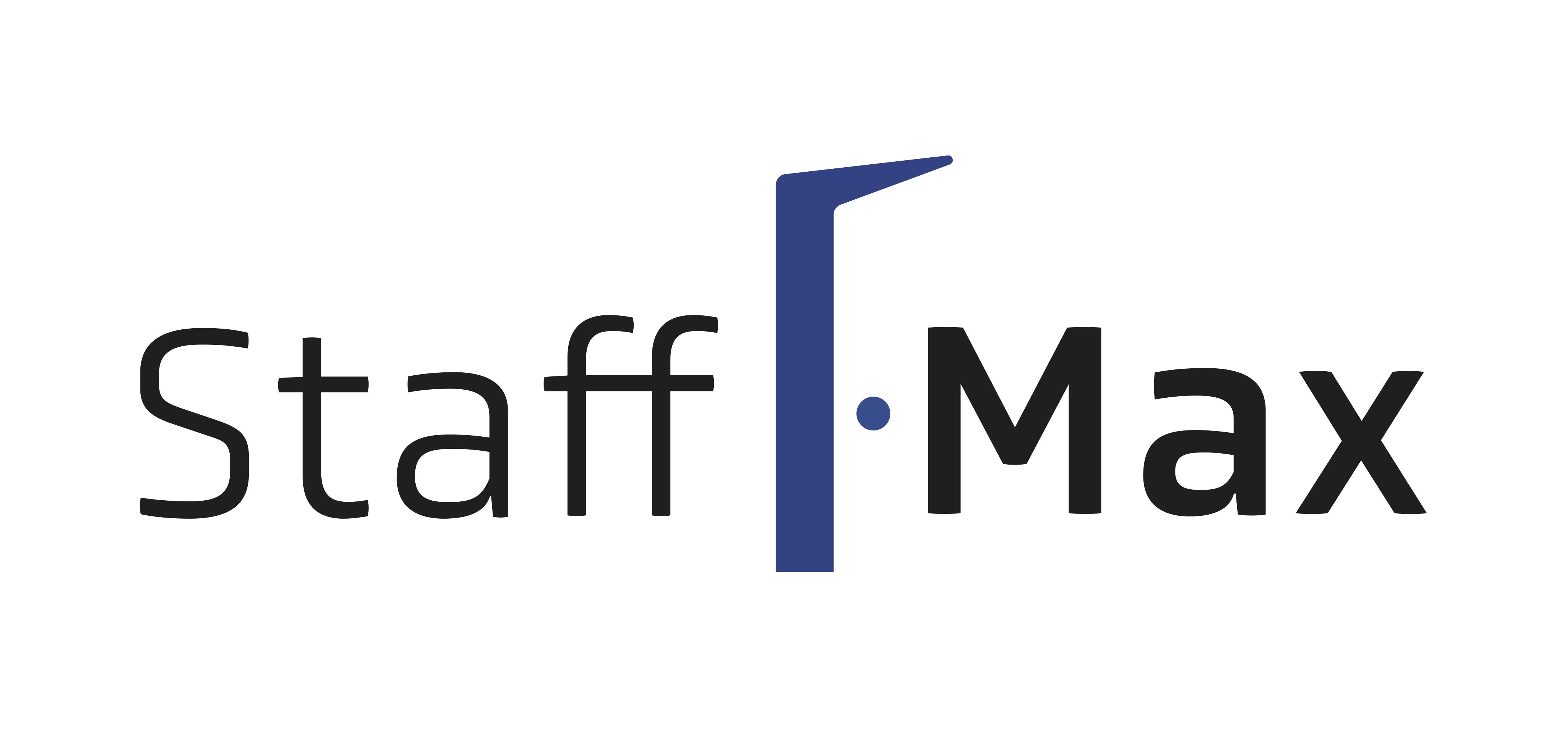 Staffmax logo