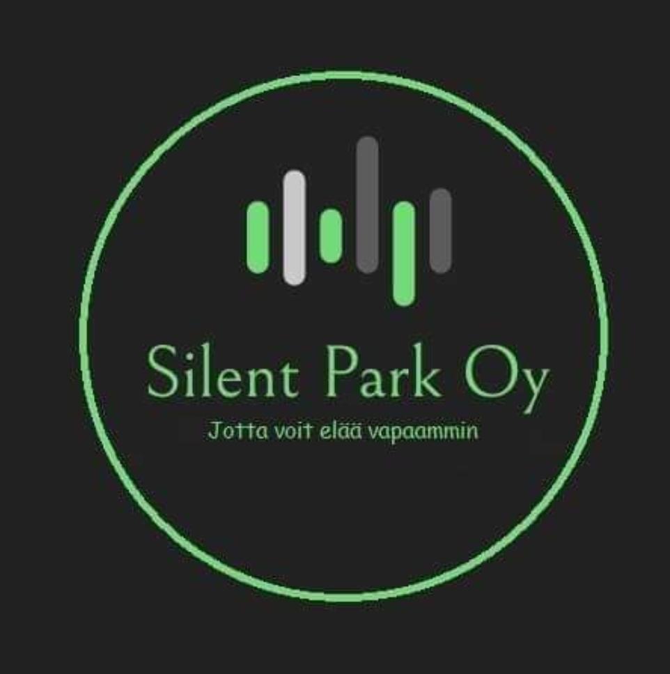 SilentPark Oy logo