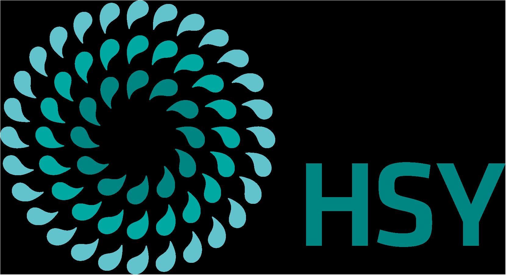 Helsingin seudun ympäristöpalvelut -kuntayhtymä HSY logo