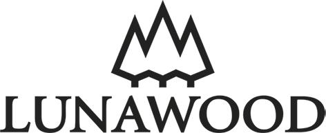 Lunawood logo