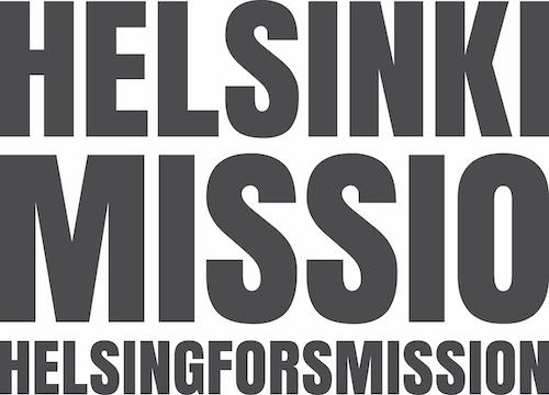 Helsinkimissio ry, Helsingforsmission rf logo