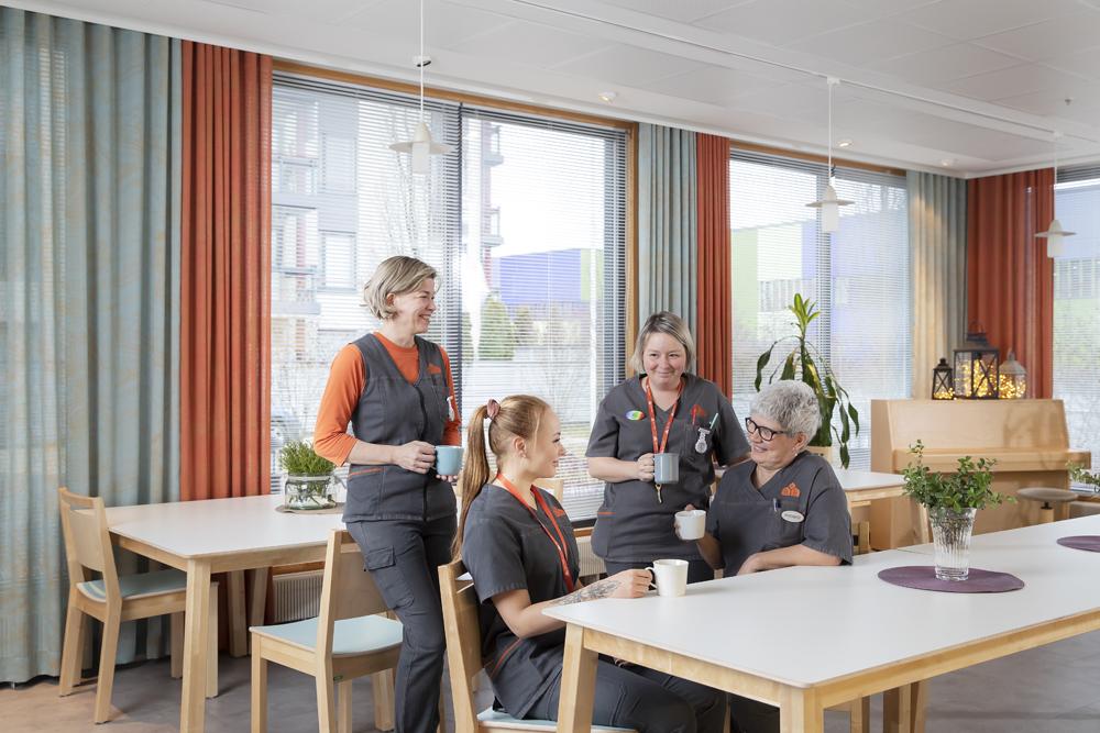 Lähihoitaja Koulutus Turku
