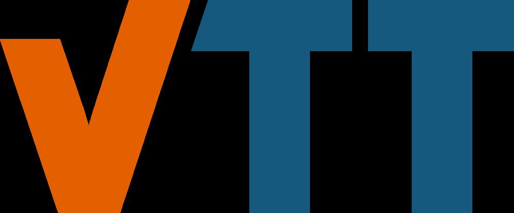 Teknologian tutkimuskeskus VTT Oy logo