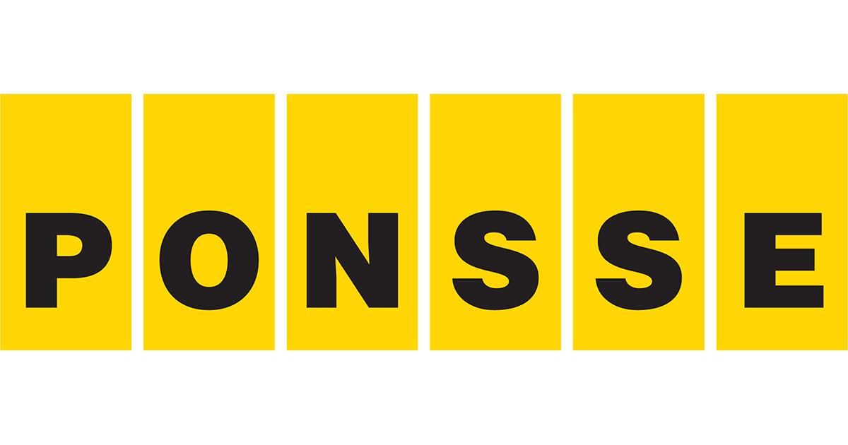 Ponsse Oyj logo