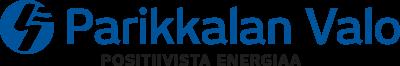 Parikkalan Valo Oy logo