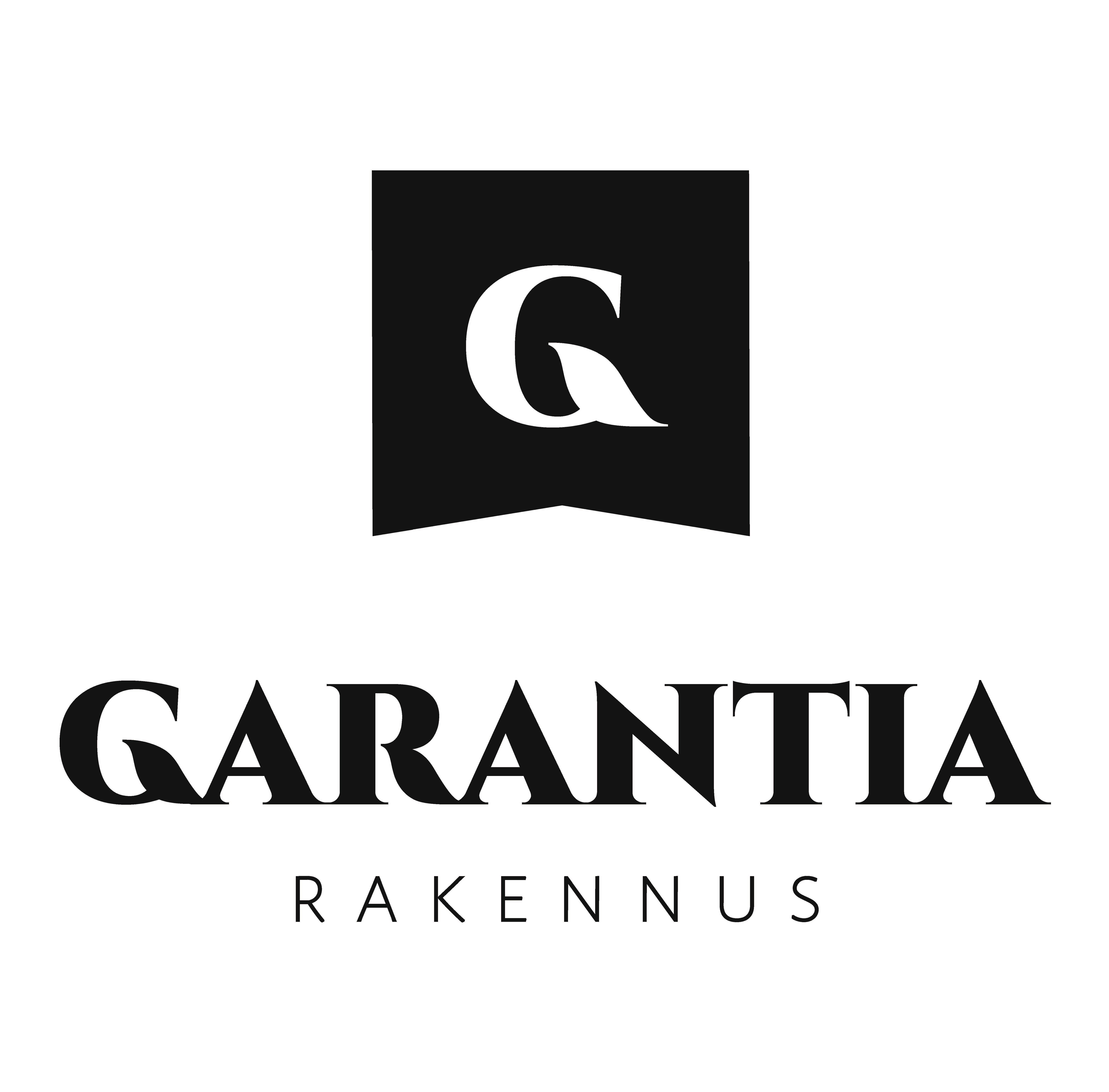 Garantia Rakennus Oy logo