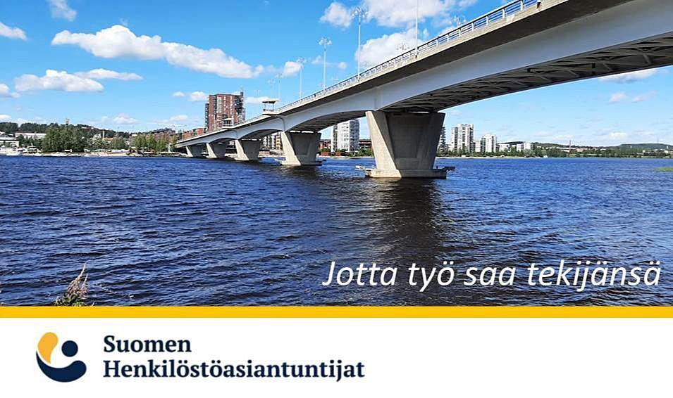 Suomen Henkilöstöasiantuntijat Oy logo