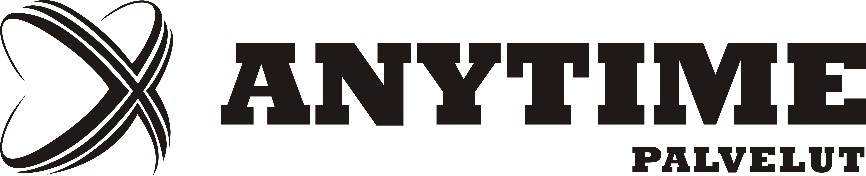 Anytime Palvelut Oy logo