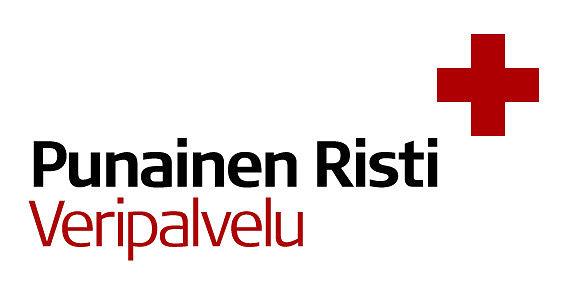 Suomen Punainen Risti, Veripalvelu logo